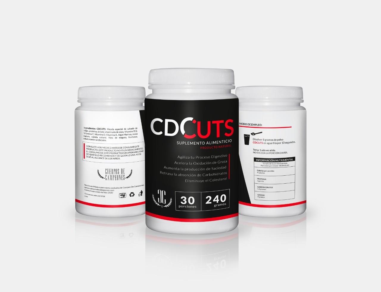 CDCUTS