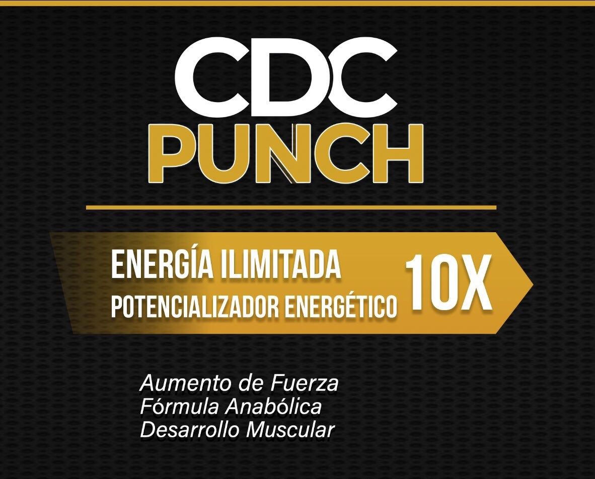 CDCPUNCH – Promoción 3×2